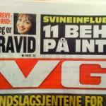 Ja, her er trikset i bruk. Frå VG si papirutgåve 13. januar 2011